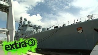 Die dollsten Dinger der Marine-Tischlerei