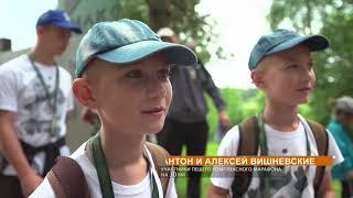 """Премьера документального фильма «Время сильных».Телеканал """"Беларусь 2""""."""