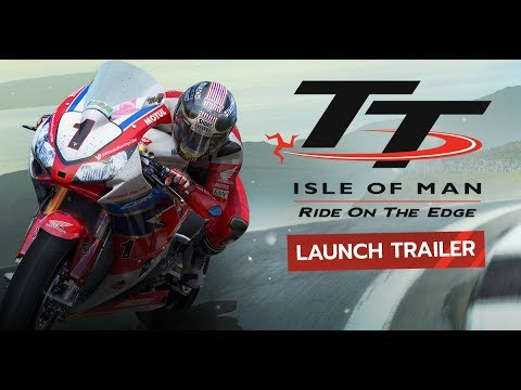 TT Isle of Man - Launch Trailer