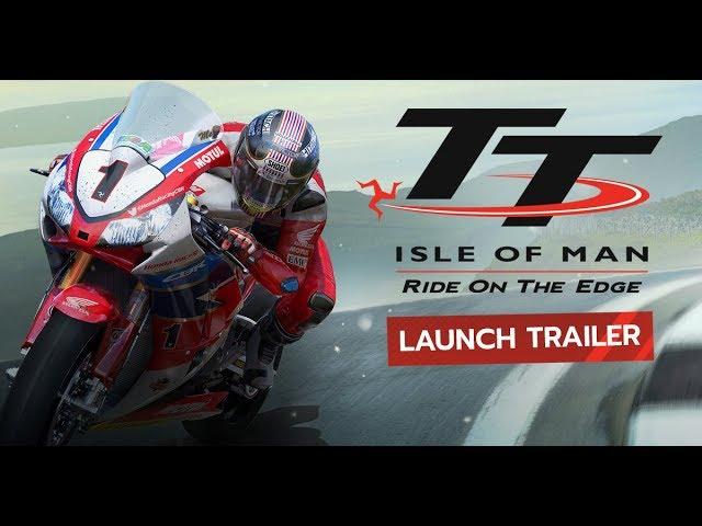 TT Isle of Man (видео)