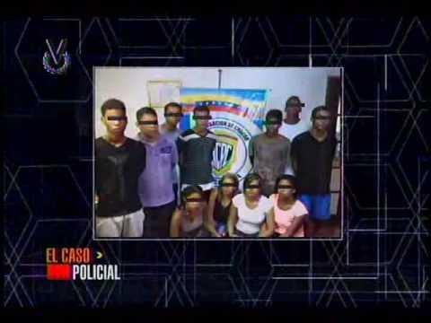 El Caso Policial: Robo Metro de Caracas 09/01/17
