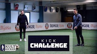 KultKick-Challenge mit Benjamin Auer | Kult Kicker