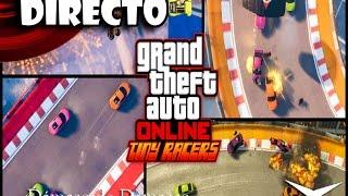 ¡Estrenamos las Tiny Racers! (GTA V)