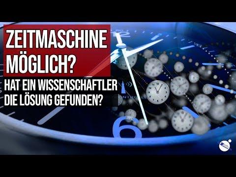 Zeitmaschine möglich? - Hat ein Wissenschaftler die Lösung gefunden?
