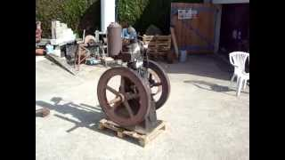moteur fixe millot CN