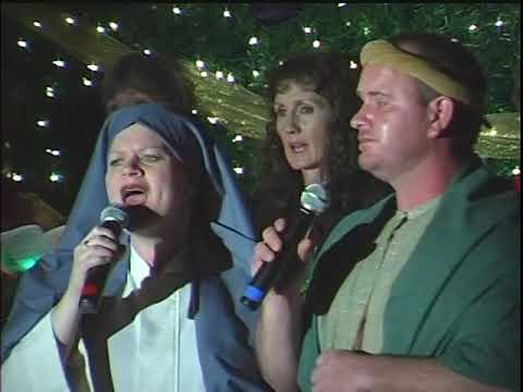 december 2005 church brian and susan as mary and joseph