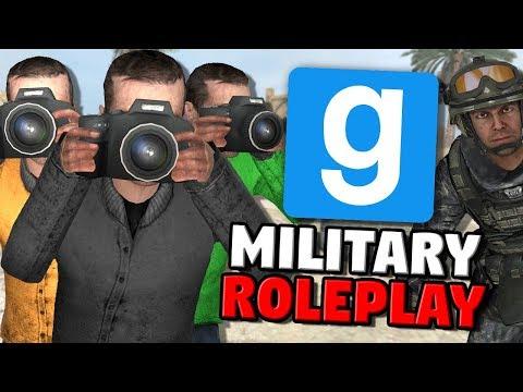 War Journalist RP (Garry's Mod)