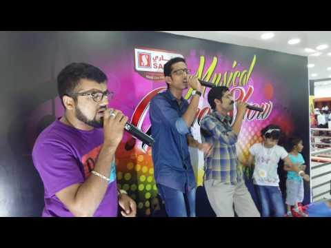EID celebration in safari mall QATAR 2016