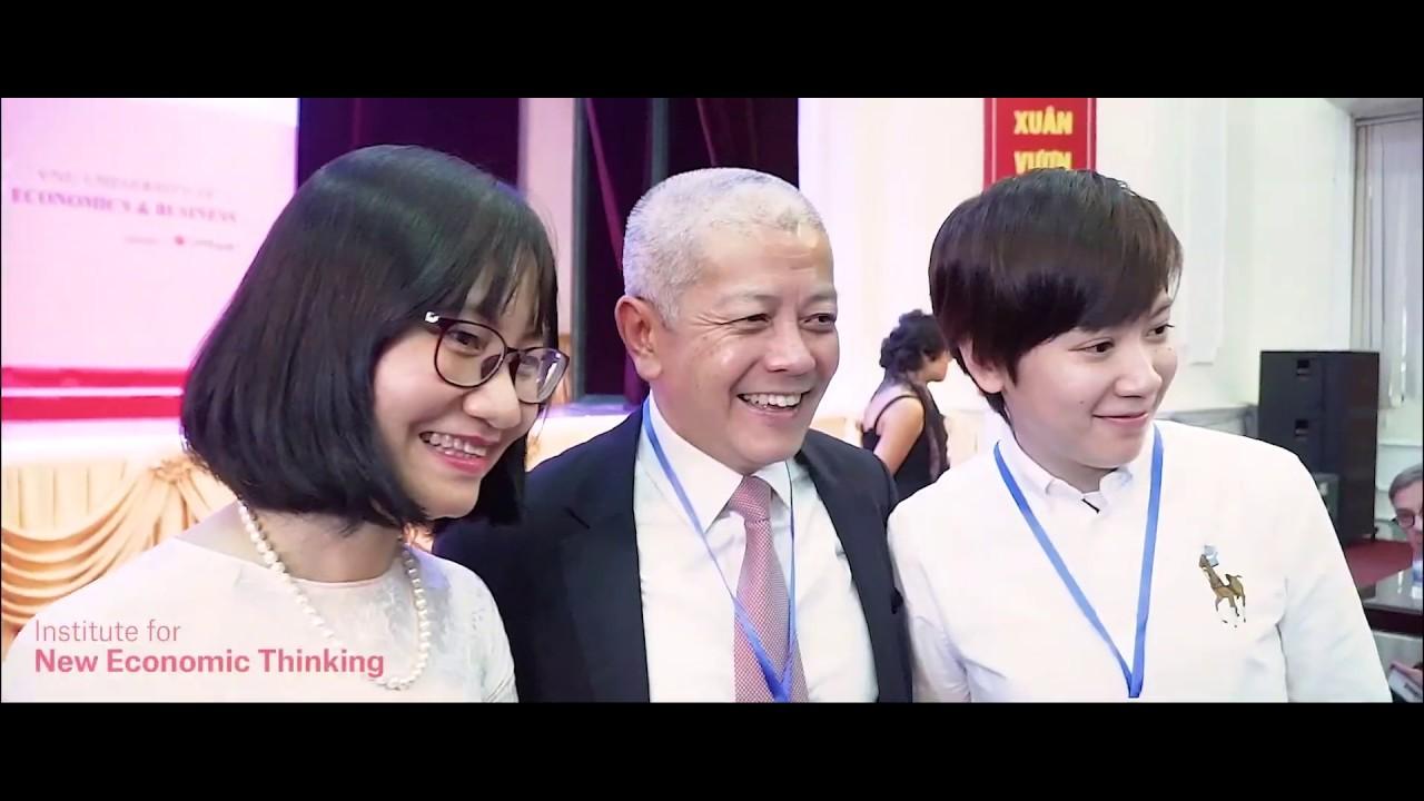 [Part 3] Trường Đại học Kinh tế – ĐHQGHN tổ chức Hội nghị Kinh tế trẻ Châu Á 2019