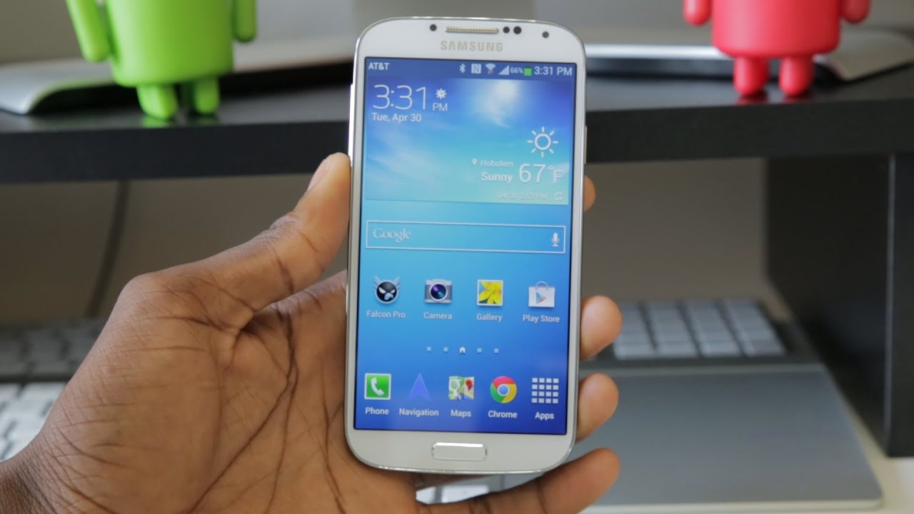 Download Samsung Galaxy S4 Review!