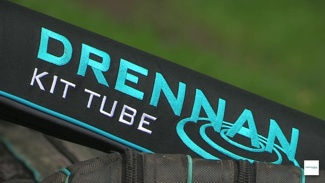 Drennan Kit Tube Pole Top Kit Carry Case NEW