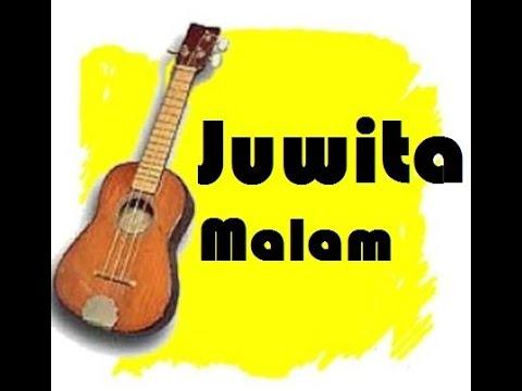 Lirik Lagu Keroncong - Juwita Malam - Sundari Soekotjo