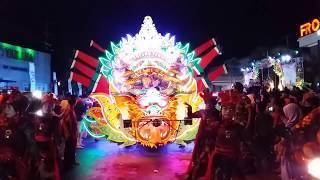 Penilan sepektakuler lanceng sengit carnival 2018