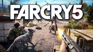 ► SECRET GAMEPLAY INFORMATION! Far Cry 5 - Things You Need To Know (Reveal Trailer)