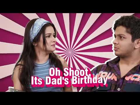 Download Avneet forgot Dad's bday - Last minute surprise #youtubeshorts