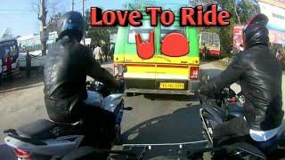 Ride Hard With Yamaha R15 V3 - Psycho Rider PD13
