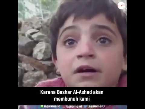 Bashar Al-assad Laknatullah!