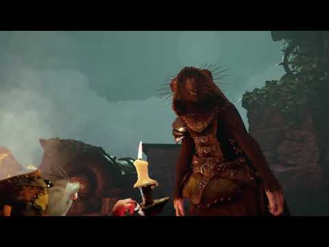 Ghost of a Tale - PS4 Trailer