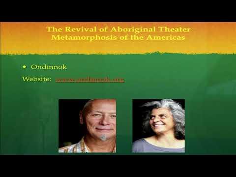Jean François Côté: Aboriginal Theater Metamorphosis at the Segal Center—Mon 26 March 2018