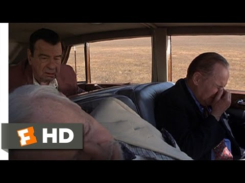 The Odd Couple 2 (7/8) Movie CLIP - The Man is Dead (1998) HD