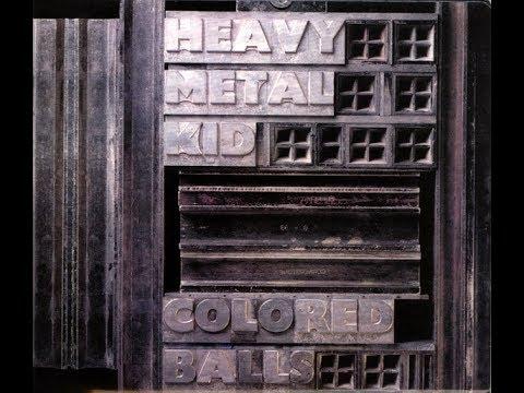 Coloured Balls & Lobby Loyde - Heavy Metal Kid (1974) Full Album