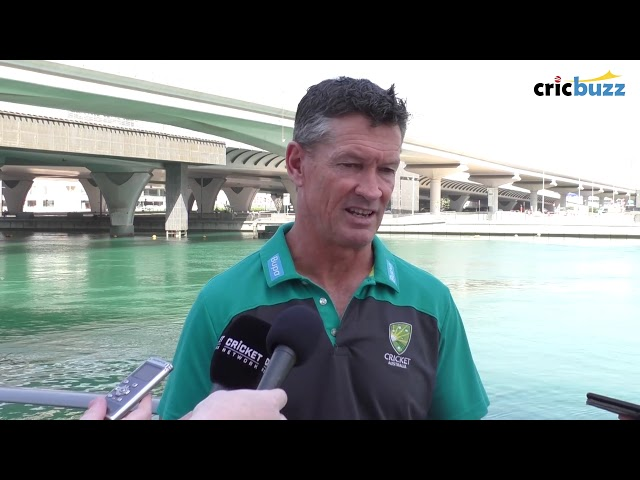 Don't think we've fought better - Graeme Hick on Australia's gritty draw