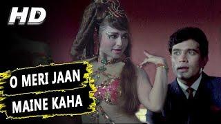O Meri Jaan Maine Kaha , R.D. Burman, Asha Bhosle , The Train 1970 Songs , Helen