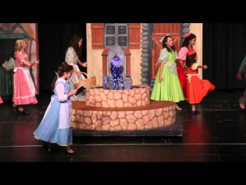 Beauty And The Beast  Nov 2015 Mirror Cast