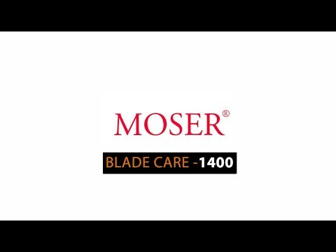 MOSER Blade Care  Type 1400 ,1170 @ National Store LLC