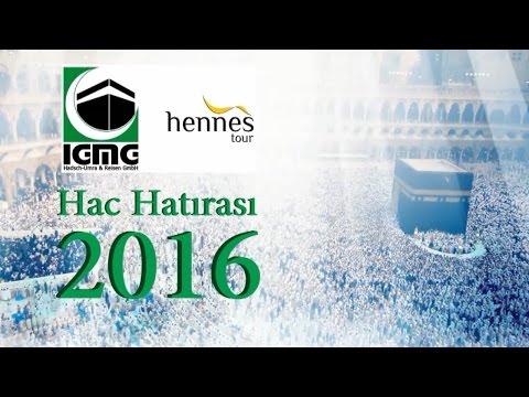 IGMG Hac 2016 Hac Hatırası