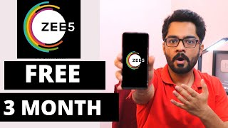Find out  How to get zee5 subscription free | Guide for Beginners to learn How to get zee5 subscription free