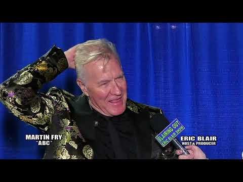 ABC's Martin Fry & Eric Blair talk Lisa Vanderpump & Mantrap 2019