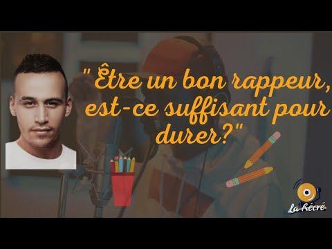 Youtube: «Être un bon rappeur, est-ce suffisant pour durer?» – La Récré feat LECK & Gouap (Lyonzon)