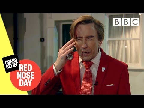 Alan Partridge takes to the streets! - Comic Relief 2019