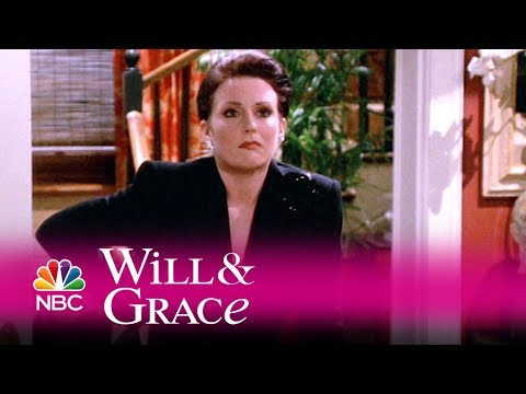 Will & Grace - Karen Invites Grace to a Sleepover (Highlight)