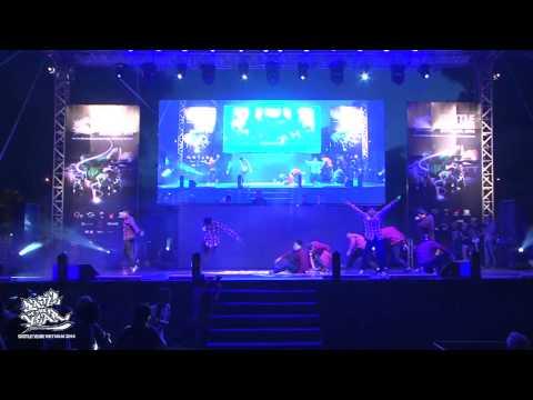 BOTY South Asia 2014 | Showcase: Laobangfai - Laos