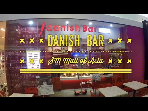 Danish Bar SM Mall of Asia Manila Philippines by HourPhilippines.com