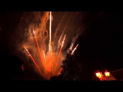Feuerwerk Eschenfest Eschborn 2015