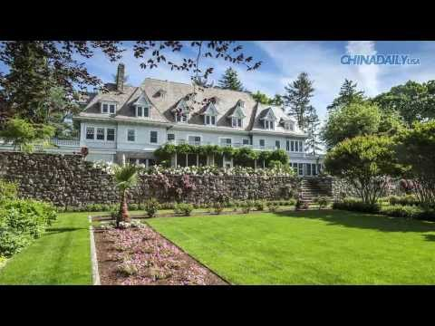 Wealthy Chinese eye priciest US home listing