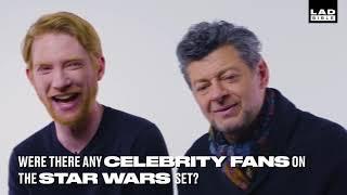 Актёры фильма Звездные войны: Последние джедаи дают интервью | LAD Bible [Rus VO RedBeard]