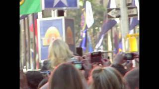 Carrie Underwood Cowboy Casanova Today Show (HD)