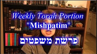 Mishpatim 5781