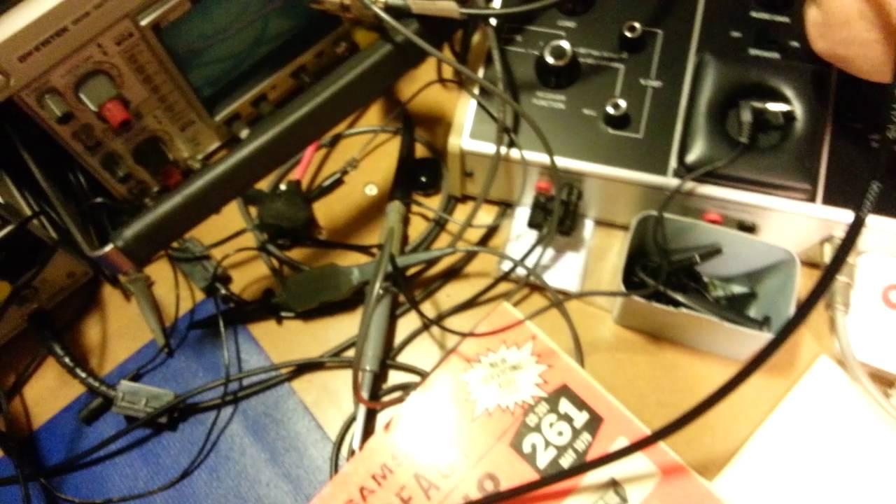 Schemi Elettrici Radio Cb : Robyn sb d channel am ssb cb base station radio youtube