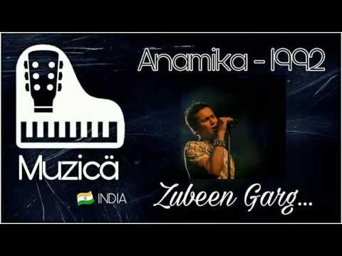 Anamika by Zubeen Garg - 1992