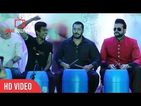 The Salman Khan Rock Band | Bang Bang | Rockstar Salman Khan | Dharavi Rockers
