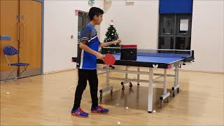 Table Tennis Beginner to Expert Part IV