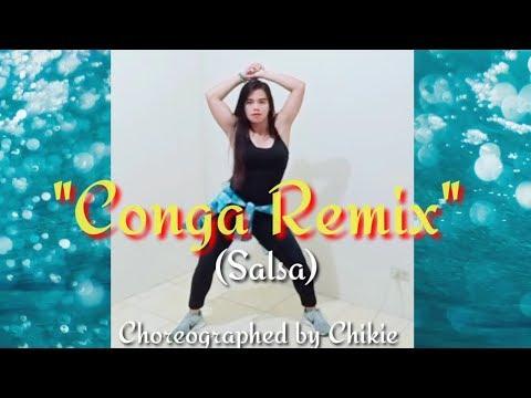 zumba-2019-|-conga-remix-|-salsa-|-chikie
