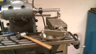 What to do when your lathe is broken.