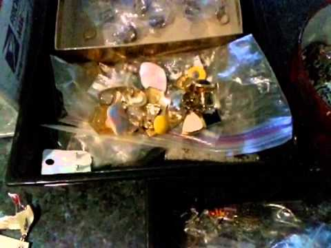 Estate Vintage Jewellery haul to resell on Ebay for profit
