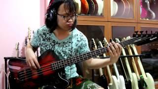 แป๊ะ Syndrome - ฟ้า Tattoo Colour Bass Cover